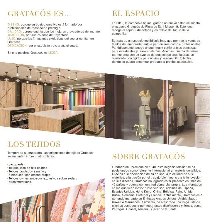 diseño grafico gratacos espacio barcelona