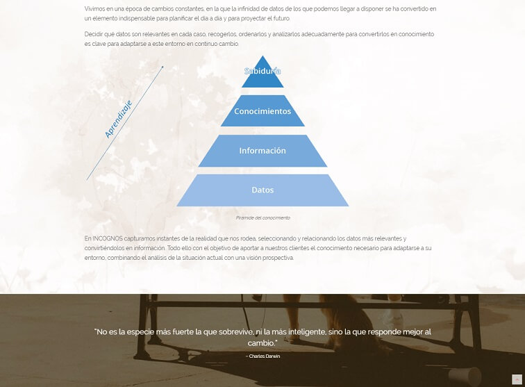 diseño web vilanova incognos