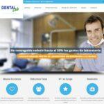 diseno web dentallab